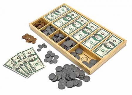 Игрушечные деньги распечатать - 0